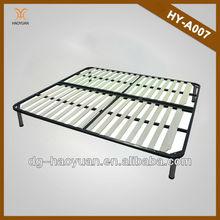Hot Selling Cheaper Price Wood Slat Bed Frame