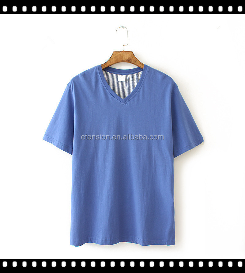 Wholesale high quality custom made blank comfort men 39 s Bulk quality t shirts