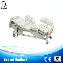 Factory Supply ICU 5-Functions Electric Hospital Medical Bed