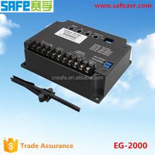 Generator speed control unit,speed governor EG2000