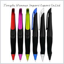 Novelty top sale biodegradable plastic pen