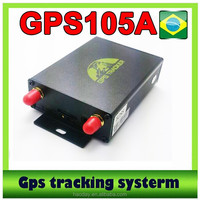 In stock The Latest coban car gps tracker TK105 gps105A support Mileage report GPS/LBS double way tracking with camera