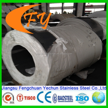 sus 304l/1.4306 jiangsu stainless steel coil maide in china