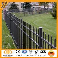 Hot sale spear top picket Metal Ornamental Fence