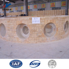 refractory products for oven kiln boiler cement plant