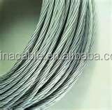 34 31 28 24 22 20 18 16 14 12 gauge electric galvanized wire AWG