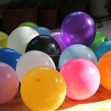 10inch 2.2g party decoration rubber/latex globo/ balloons
