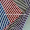 tc tela de hilo teñido para camisas