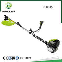 Garden Line Parts 4 Stroke China Gasoline Brush Cutter HLGS35