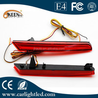 High Bright Red Led Brake Light For 2009 Odyssey