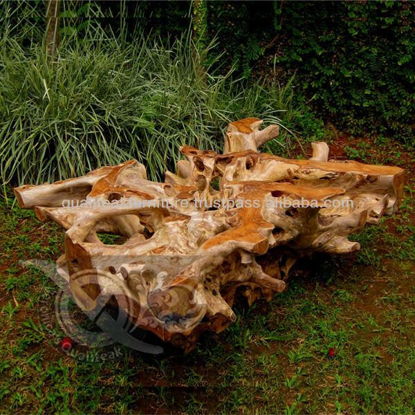 teak root furniture indonesia teak coffee table. Black Bedroom Furniture Sets. Home Design Ideas