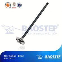 BAOSTEP Original Design Ts16949 Certified Semi Truck Axle For Benz