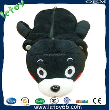 Best selling lovely plush puppy toy brand dog bag