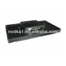 "60"" monitor,1366*768,support VGA,CVBS (BNC),RJ45,USB signal input"