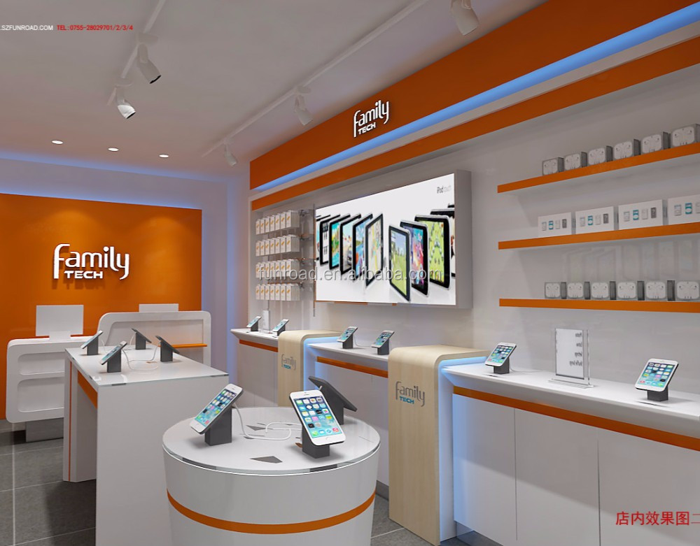 Small mobile phone shop design 3 Mobile Phone