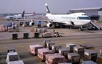 China International Logistics Company shipping cargo to Kuching