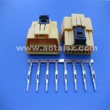 universal obd2 connector OBD vehicle adapter obdii diagnostic plug