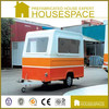 Well-designed Flatpack Prefab Container House with Wheels from China