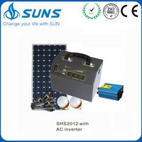 Good reputation quality assurance 12V/220V 300W cost of a solar panel system