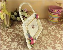 Molden international designs hand bag shape decorative photo frame