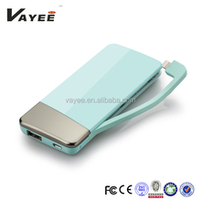 5500mah high level low price mobile power suitable for travel use