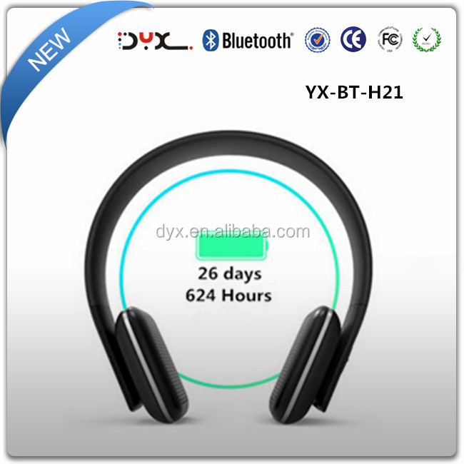 2015 computer accessories wireless headset for TV / china bluetooth headset price