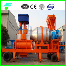 QLB20 Factory Hot Sales Road Machine Mobile Asphalt Mixing Plant for Slaes 15-20t/h
