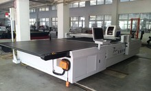 fabric cutting machine nice automation cutting table with CE free technical support
