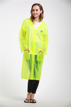 High Quality 2014 Low Price Disposable Raincoat