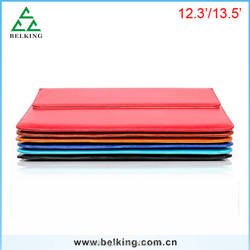 High Quality Colorful Geniune Tablet Sleeve For iPad Shockproof Case For iPad 12.3'' 13.5''