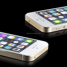Ultra clear crytal thinnest tempered glass ballistic screen protector shield HD display for iPhone 5s