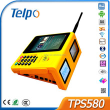 2015 Telpo New Technology A9 Quad Core Restaurant Equipment Barcode Scanner Android Pos Terminal TPS580
