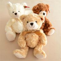 Princess option color plush high quality soft teddy bear toys