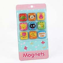 Licheng MG86 Promotional Resin Fridge Magnet