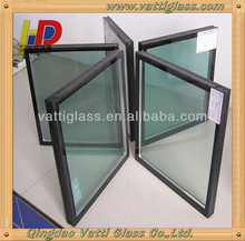 hollow glass sliding window/pvc sliding windows/windows grill design