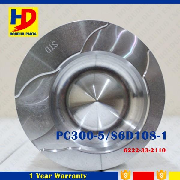 PC300-5 6D108 6222-33-2110..