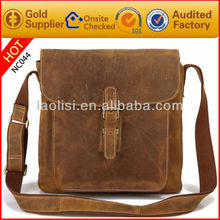 2013 trendy unique design vintage messenger bags fashion for men