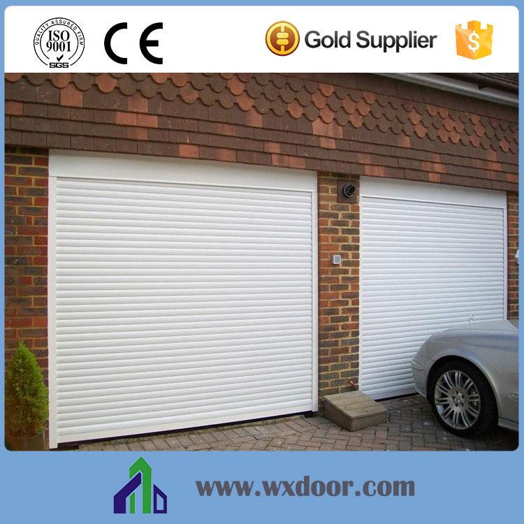New price aluminum alloy roller shutter door with tubular for Roller shutter motor price