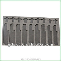 High quality custom size,factory price packing material eva foam