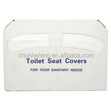 good quality travel pack disposable paper toilet seat cover