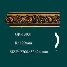 excellent quality home interior decorator items PU ceiling architrave mouldings
