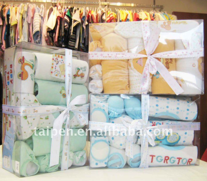Uni Soft Cotton Newborn Baby 6 Pcs Gift Set Cheap New