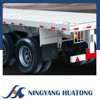 Trade Assurance LHL9403TJZ Skeleton Semi Trailer Container Chassis