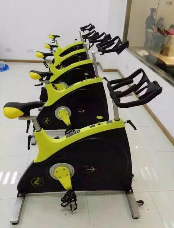 spinning exercise machine
