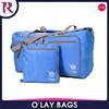Wholesale folding travel bag foldable duffel bag with strap