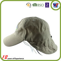 Travel Fishing Shade Hat Bucket Hat With Flap Neck Cover