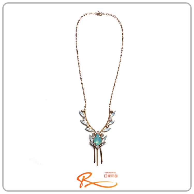 High end fashion costume jewelry turquoise gemstone for High end fashion jewelry