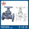 WCB cast steel plunger valve material