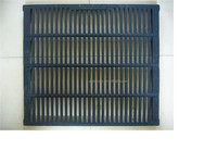 best 535X600mm Pig/poultry slats porcino slats for cast iron floor and plastic floor for pig farming feeding $ sells hot $