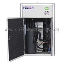 HISEER high COP TUV certified guangzhou heat pump GHP 10, water-water-pump GHP10